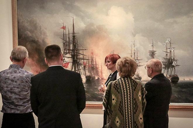 Картинки по запросу Выставка Айвазовского в Санкт Петербурге
