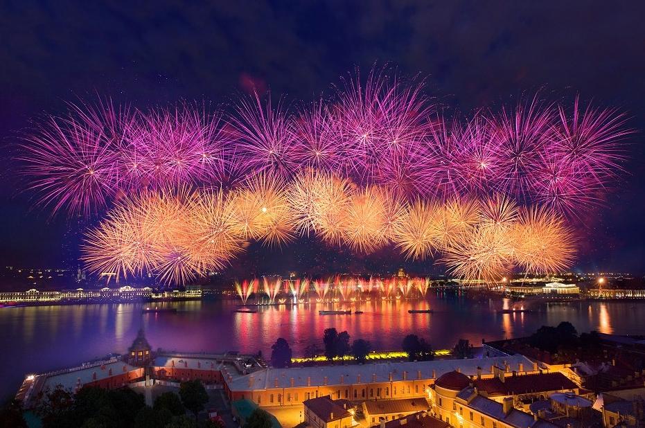 Санкт-петербург какие праздники