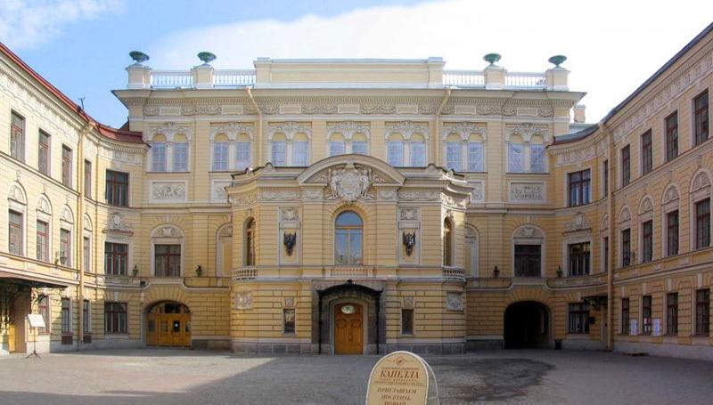 мини отель в санкт петербурге дворы капеллы
