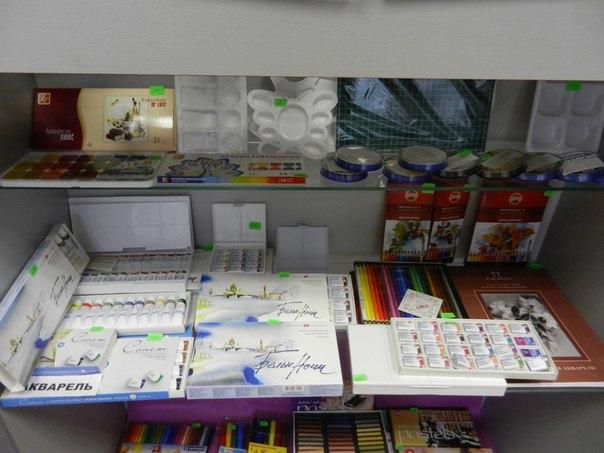 eaa70f3d97f1 Где купить товары для хобби и творчества в Петербурге
