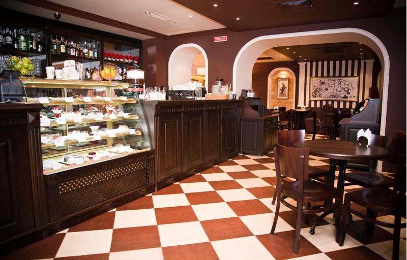 Кофейни Санкт Петербурга фото отзывы цены адреса Афиша