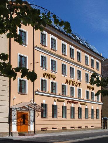 мини-отель арбат норд отель